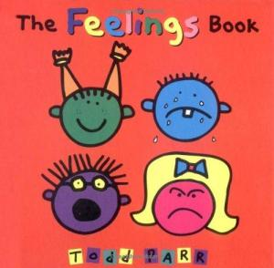 The Feelings Book by Todd Parr