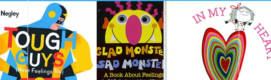 7 children's books about feelings