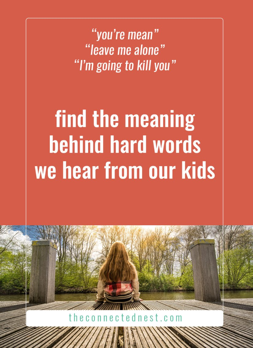 find the meaning behind hard words we hear from our kids